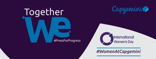 Capgemini North America Celebrates International Women's Day 2018