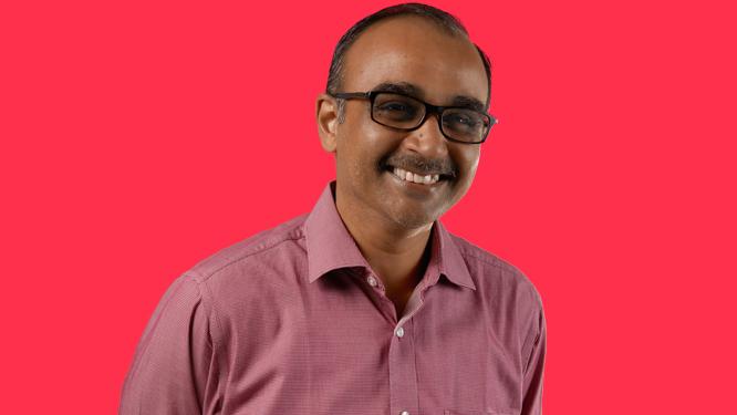 Krishnan K Narayan (Krish)