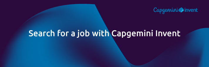 Search for a job with Capgemini Invent