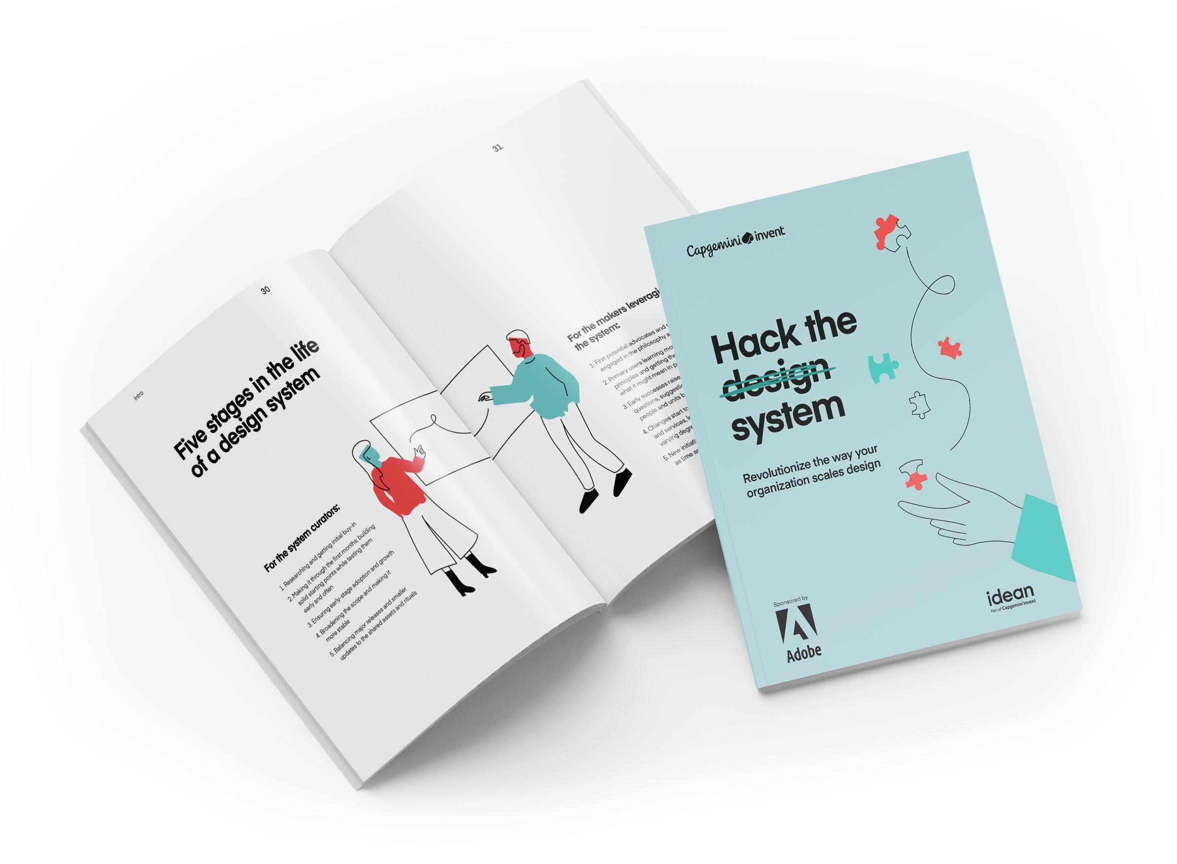 Hack the design system