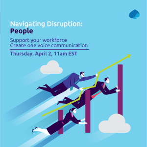 Navigating Disruption: People