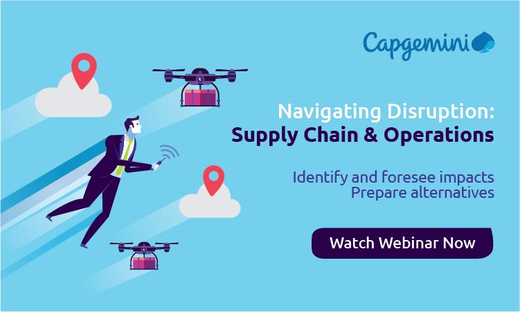 Navigating Disruption: Supply Chain & Operations Webinar On-Demand