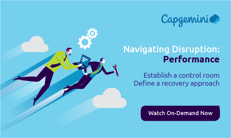 Navigating Disruption: Performance Webinar On-Demand