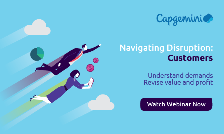 Navigating Disruption: Customers Webinar On-Demand