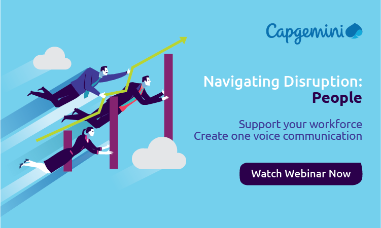 Navigating Disruption: People Webinar On-Demand