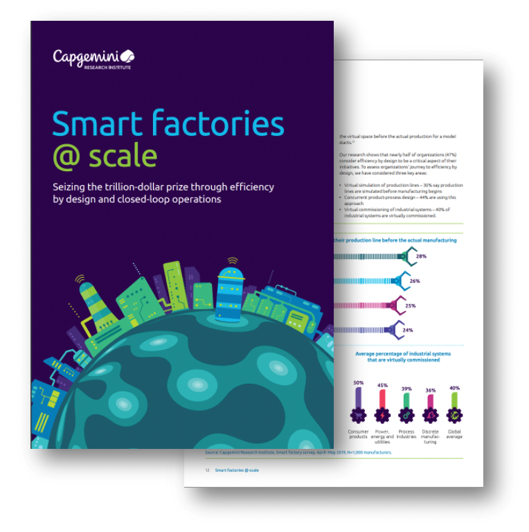 Manufacturers investing in the promise of smart factories
