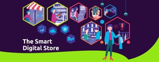 The Smart Digital Store – Brochure