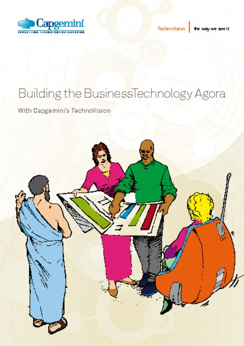 Building the Business Technology Agora with Capgemini's TechnoVision