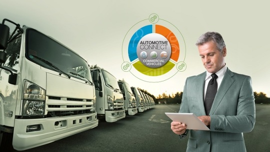 Connectivity for commercial vehicles – the need for an open platform