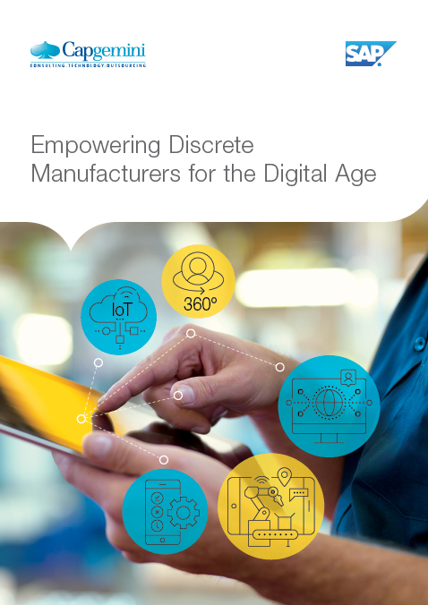 Empowering Discrete Manufacturers for the Digital Age