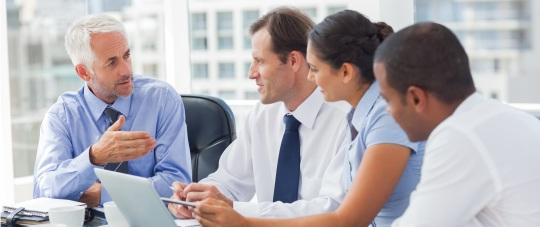 Improving the Client Supplier Relationship