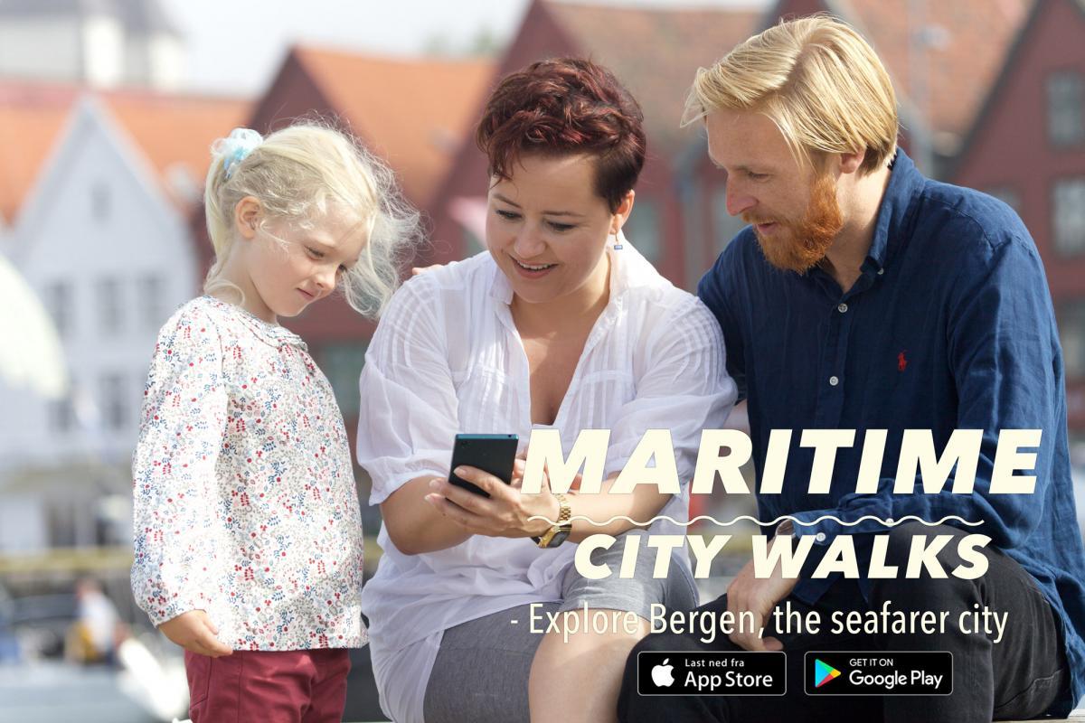 Download Maritime City walk app