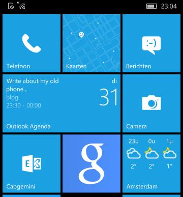 My Lumia 830