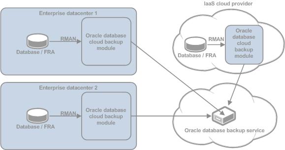 Backup Oracle databases to the cloud – Capgemini Worldwide