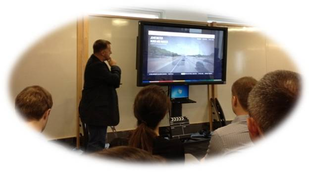 Ed Parsons Talking Google Maps at Capgemini
