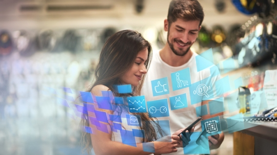Point of Sale: the heart of retailing
