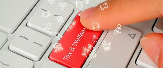 Digital Transformation for Tax & Welfare