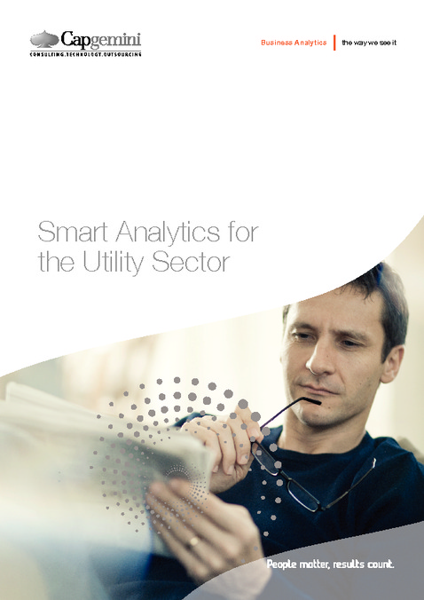 Smart Analytics for Utilities POV