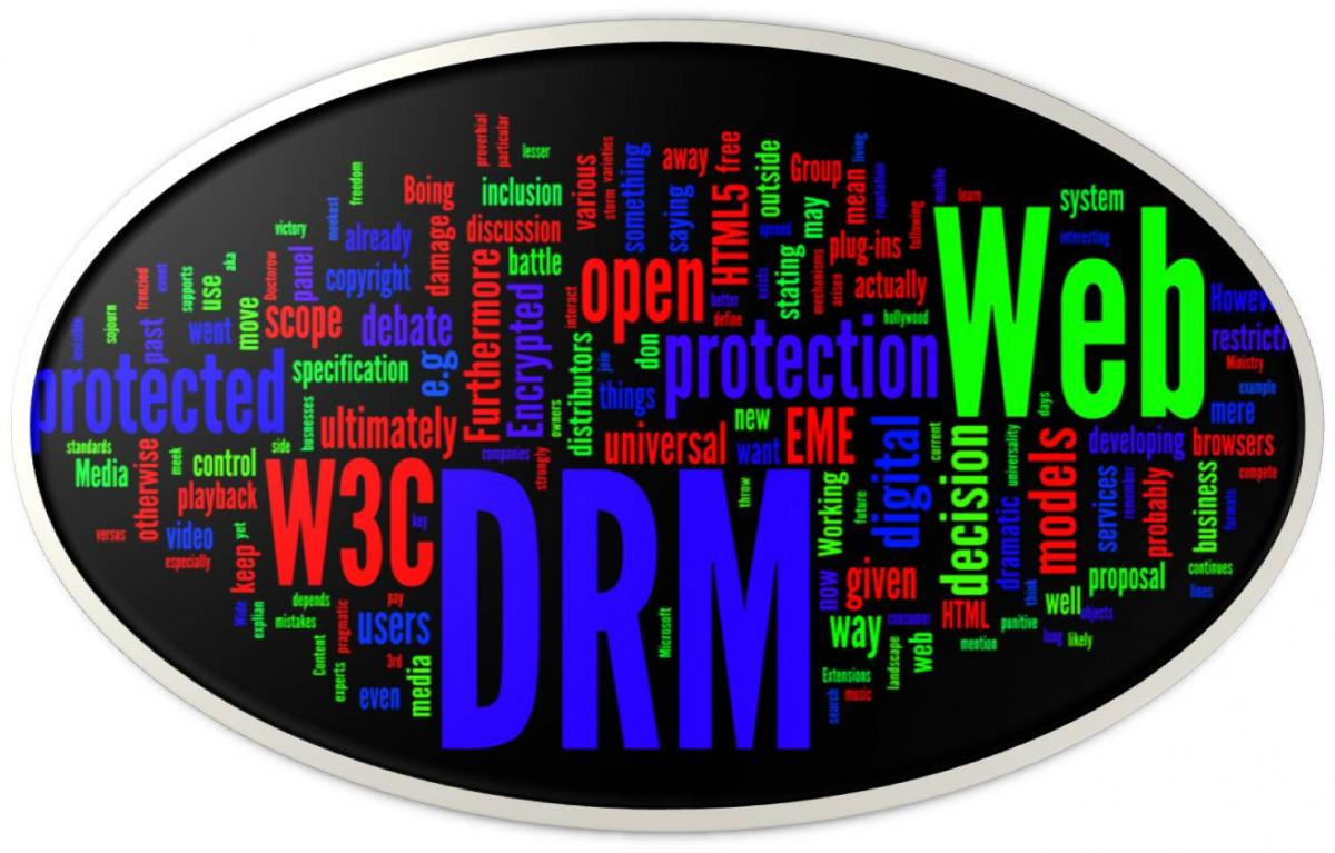 DRM and the Web