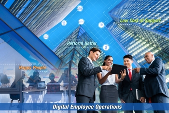 Three Trends in the Digital Transformation of HR for 2018