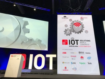 Reflecting back—IoT World Solutions Congress 2017—Barcelona