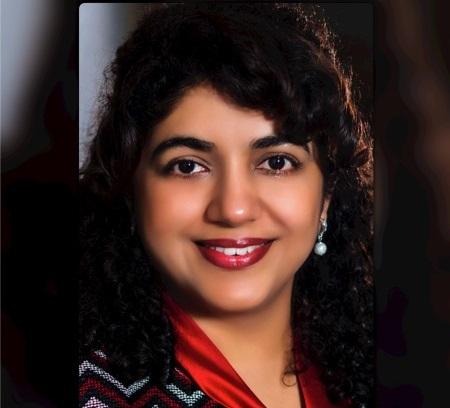 Kiran Jawahrani