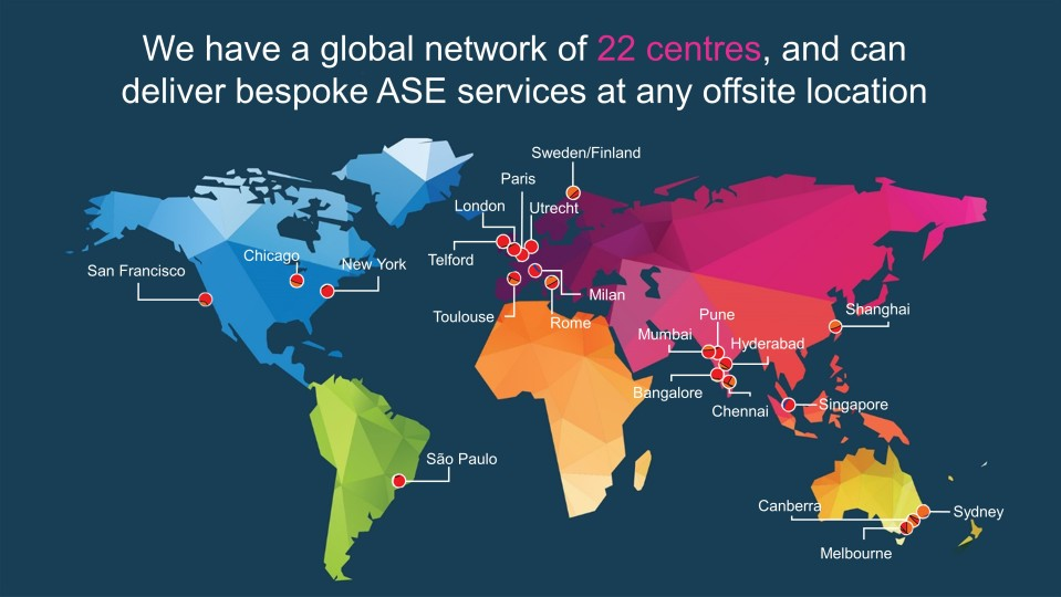 Accelerated Solutions Environment Ase Capgemini Worldwide