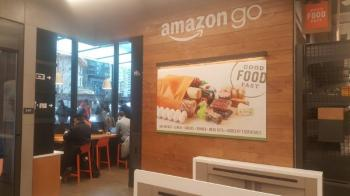 Experiencing Amazon Go
