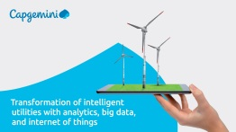 Transformation of intelligent utilities with analytics, big data, and internet of things