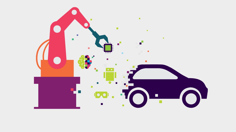 Automotive Smart Factories Research Report
