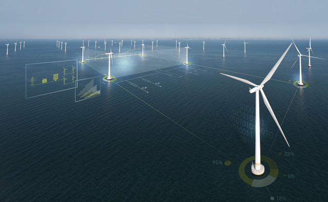 Wind mill digital