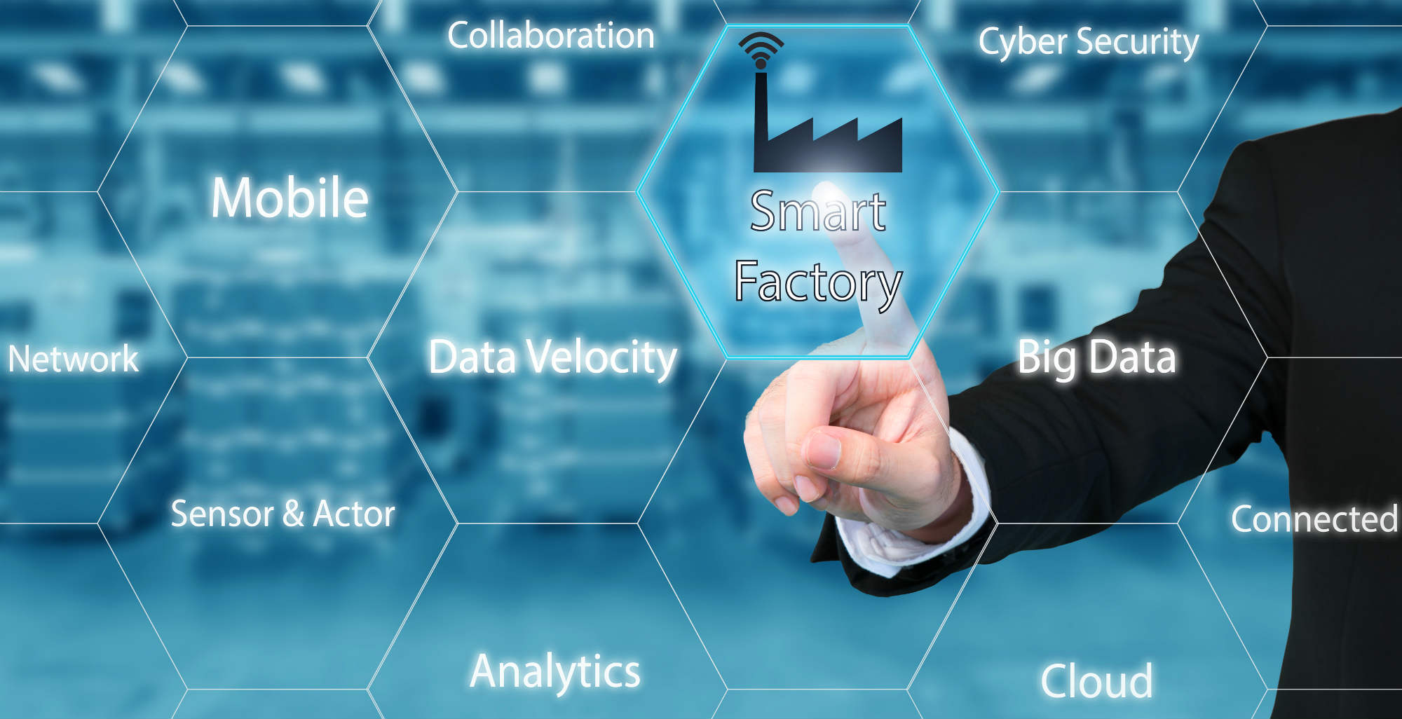 Big data potential to eradicate challenges in the manufacturing industry
