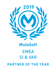 Capgemini named MuleSoft EMEA SI & VAR Partner of the year