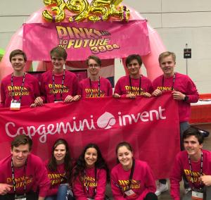 Tomorrow's technology and innovation leaders compete at World FIRST Tech Challenge