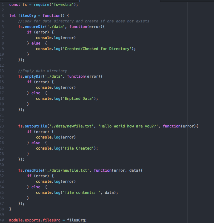 Cleaning Up Asynchronous Javascript With Async Await Keywords