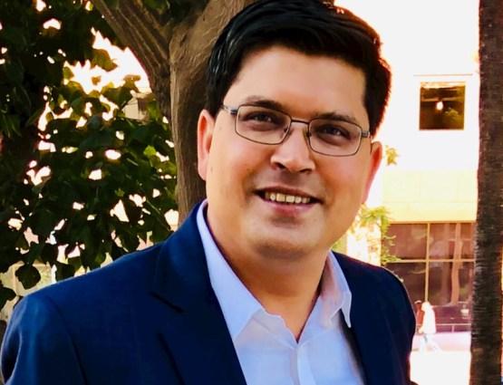 Chandra Shekhar Mukharjee
