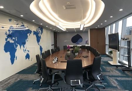 Capgemini China-meetingroom