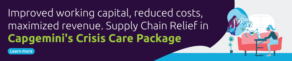 Crisis care package offers for supply chain