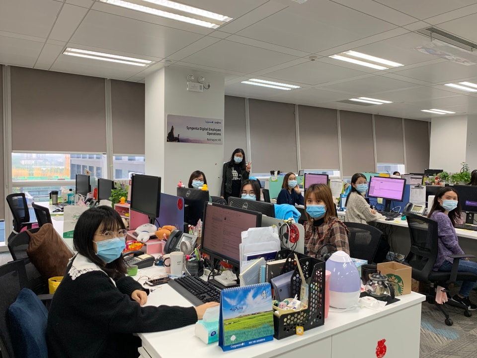 Report from China – delivering HR services under COVID-19