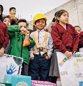 Capgemini CSR Guatemala-Infrastructure Volunteer01