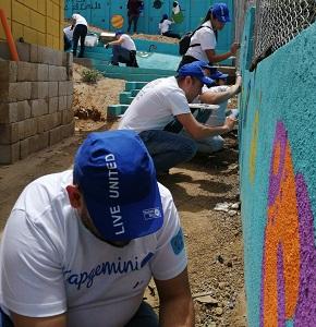 Capgemini CSR Guatemala-Infrastructure Volunteer05