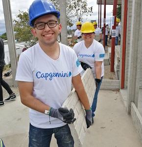 Capgemini CSR Guatemala-Infrastructure Volunteer07