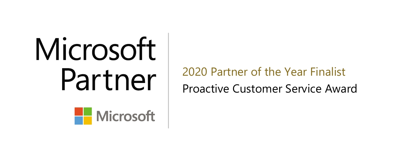 Microsoft Partner of the Year 2020 Awards
