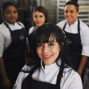 Carolina Morea, L'Artisane Creative Bakery, US