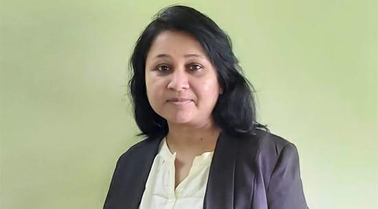 Sonali Patekar