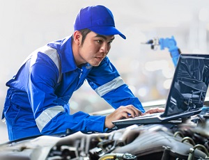 Japanese automobile company drives greater efficiency within its finance function