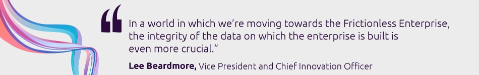 Lee BeardmoreVice-President and Chief Innovation Officer-Capgemini's Business Services-Quote1