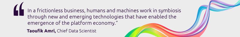 Taoufik Amri, Chief Data Scientist, Capgemini's Business Services