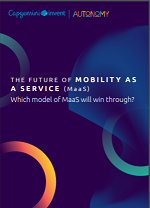 Mobility as a service report