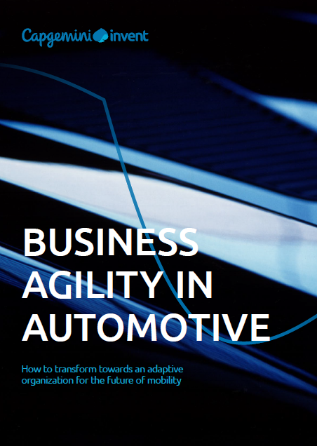 Business agility in automotive